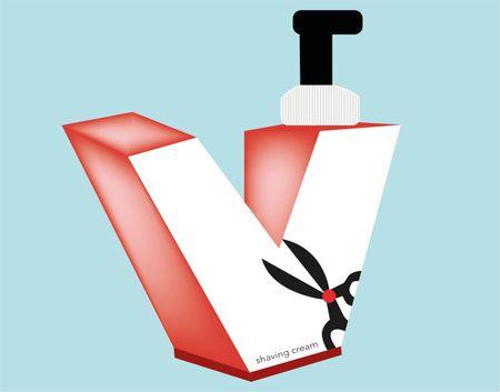 Velvety Scissors