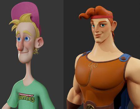 Character Artist Portfolio 2020