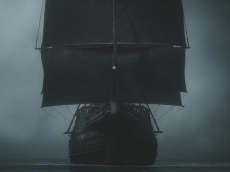 CG Sailing Vessel Scene and  Matte Painting Reel