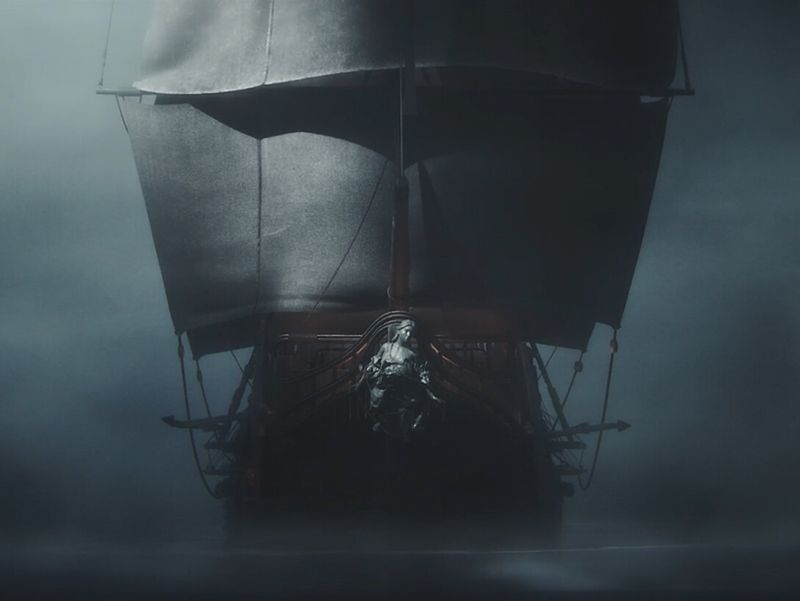 Pirate Ship - CG Cinematic Shot and Breakdown