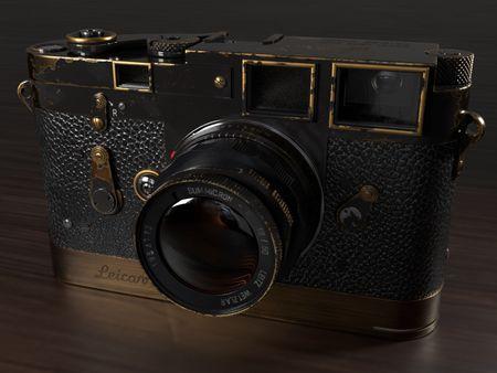 Leica Camera Model