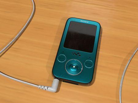 Sony Walkman MP3 Player Model