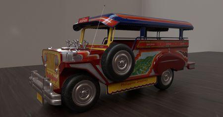 Model Jeepney