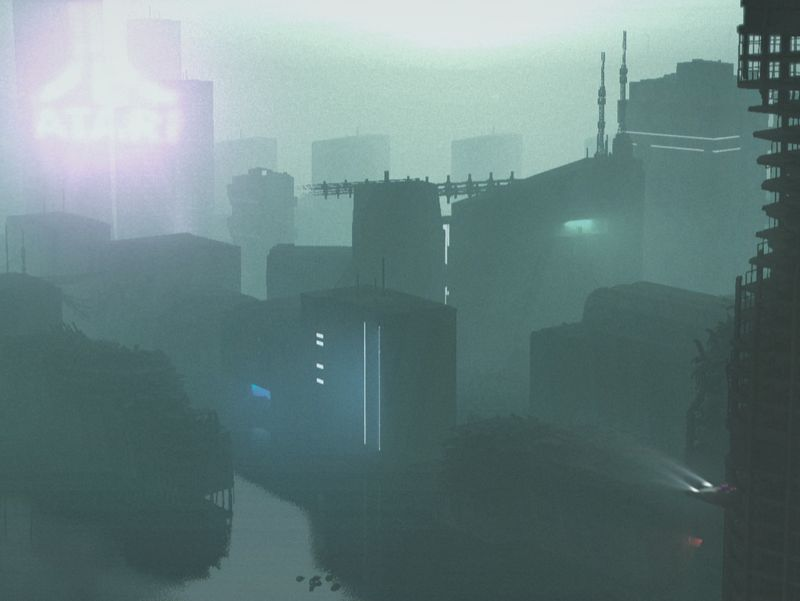 Blade Runner Environment Alteration