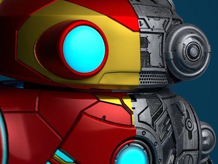 Eddie The Iron Man