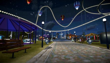 Theme Park Environment