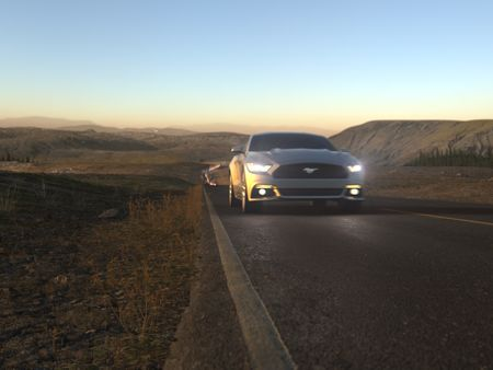 Built for the Road Ahead - Lighting and Look Development