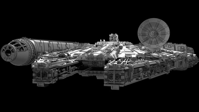3D Modeling Reel - Andrew Swanson
