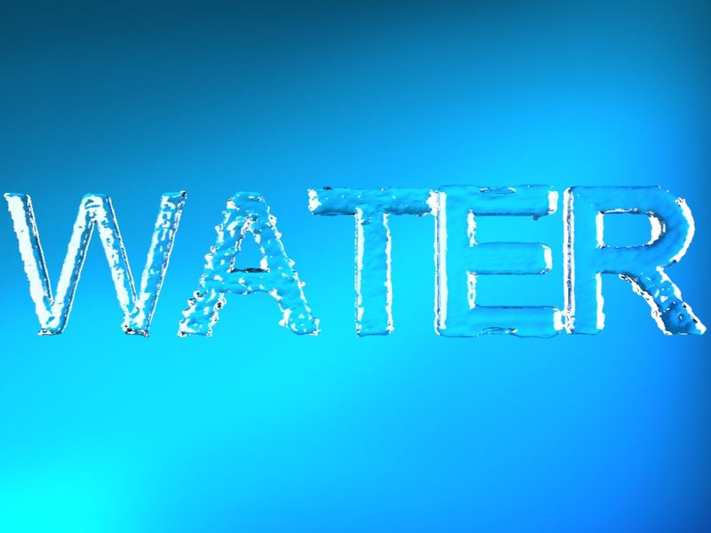 Water Letters