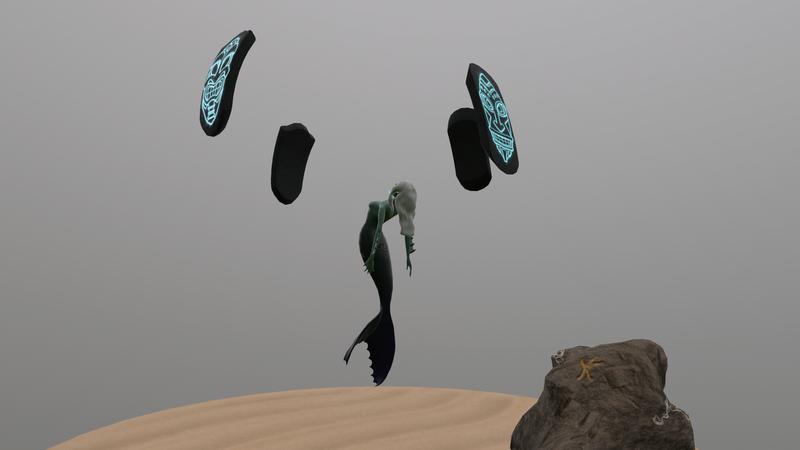 Calypso The Siren