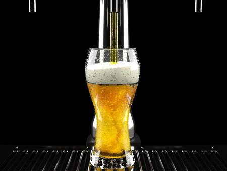 Beer Simulation