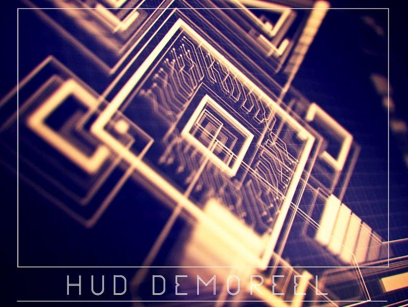 HUD Demoreel