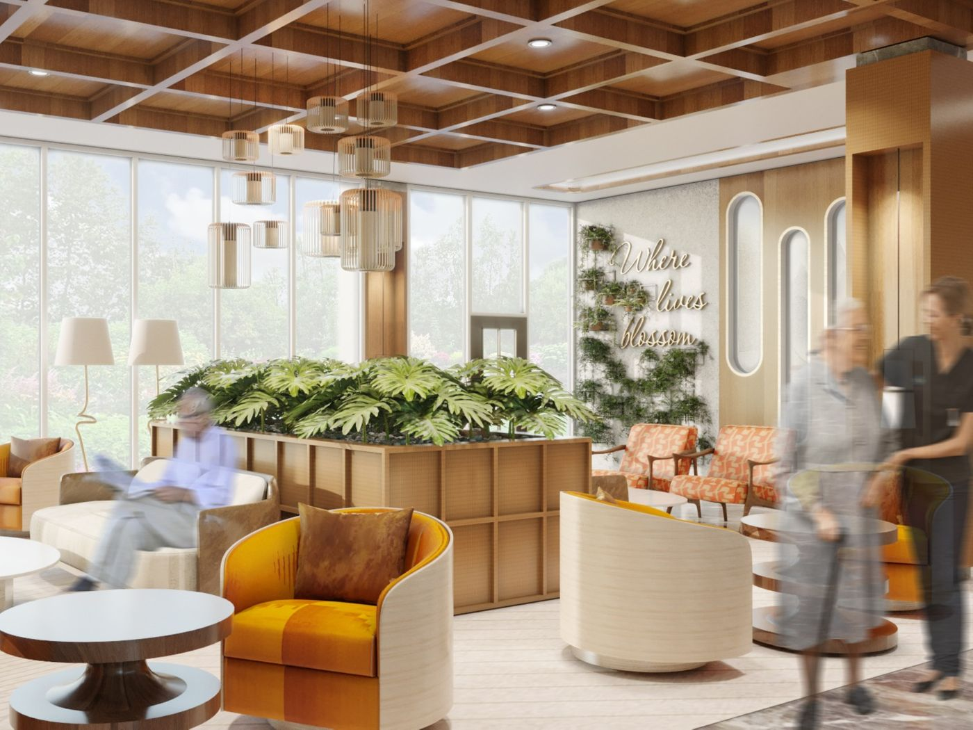 Canterbury Court Assisted Living Center