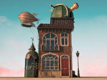 Aurélie Arnoux - 3d animation entry