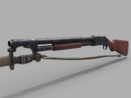1897 Trench Gun