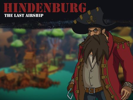 Hindenburg - The last airship
