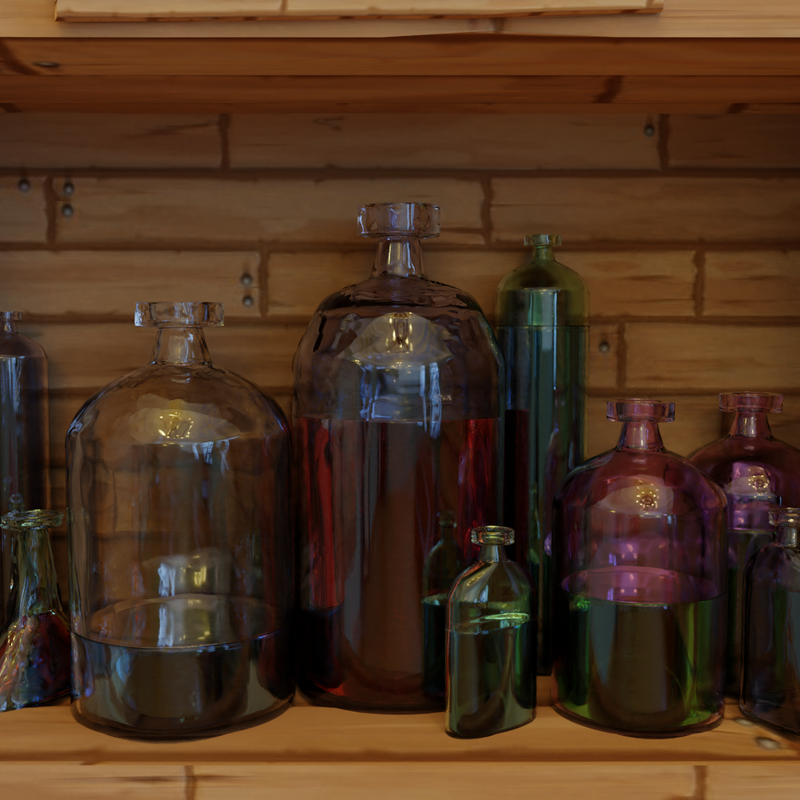 Emergency Potion Pack