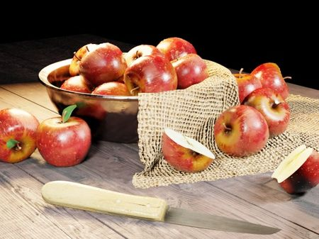 CGBoast Apple Basket/Bowl Course