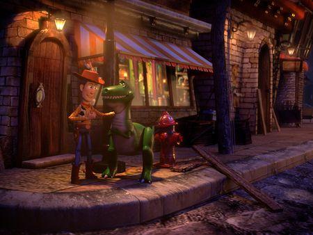 Toy Story Lighting