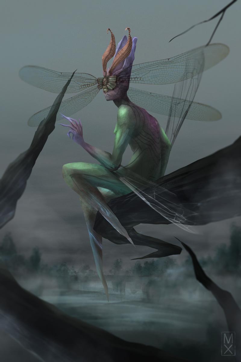 Fairy Eater