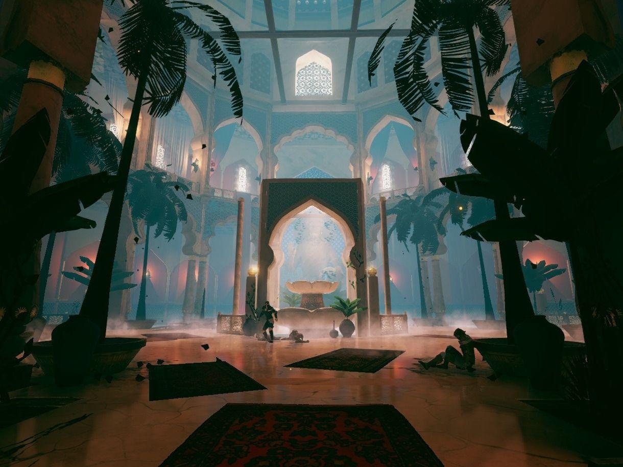 3D environments & Props