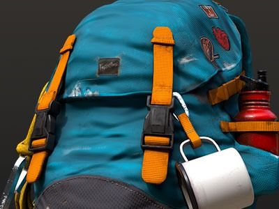 Climber's Backpack
