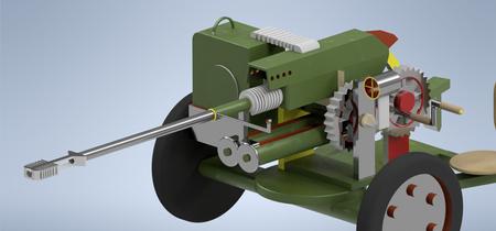 AA cannon Mk.1