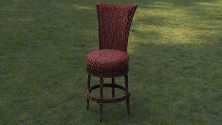 Chapman Swivel counter stool