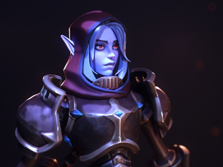Victoria (Real Time Character)