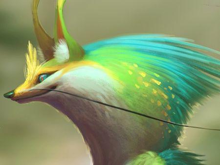 Zaneoh Starters: Original Pokemon Creation
