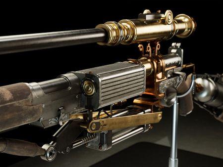 The Order 1886: Pneumatic Rifle Fan-art