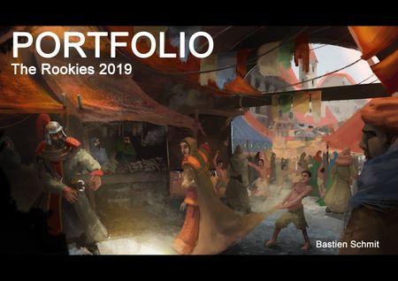 Portfolio The Rookies 2019