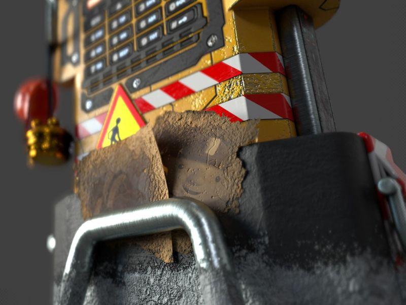 Bob the Builder Walkie Talkie