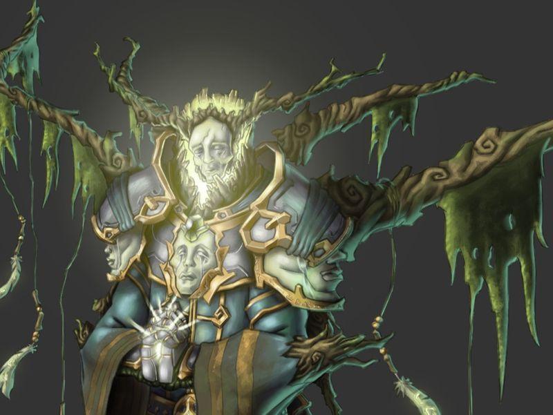 Darksiders Boss Project