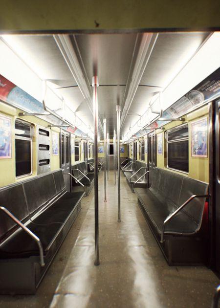 NYC Subway & Bates Motel UE4
