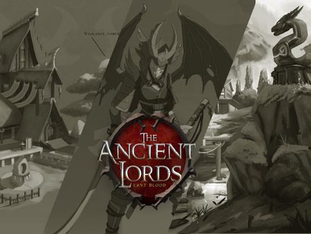 The Ancient Lords - Born from the Ash