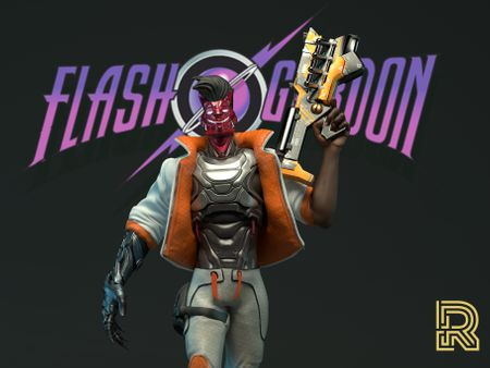 Flash Gordon Contest