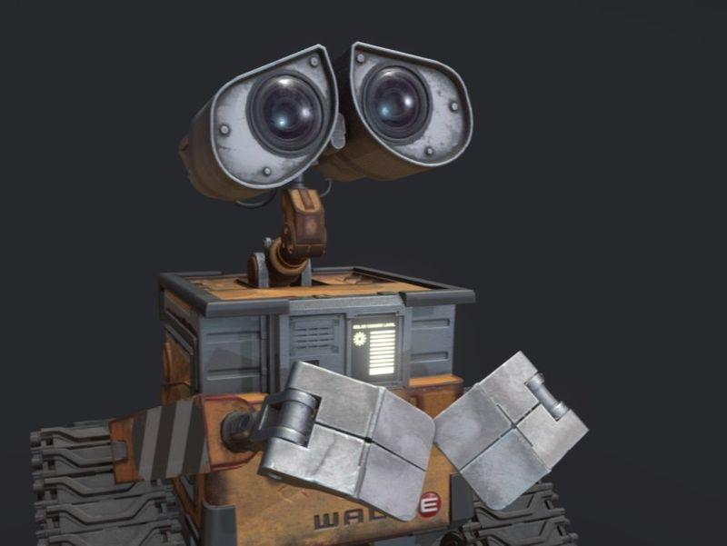 [Realtime] Wall-E