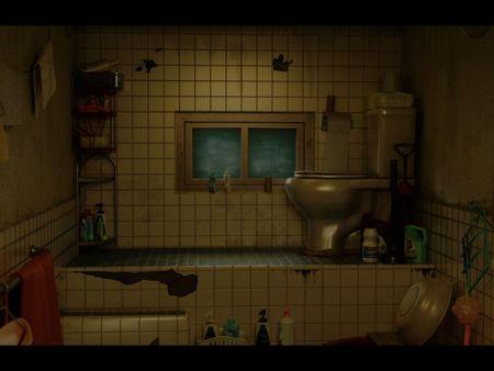 "Bong Joon-ho, ""Parasite"" - Kim Family's Bathroom (Fan-art)"
