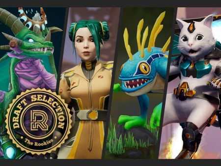 Stylised Game Ready Characters