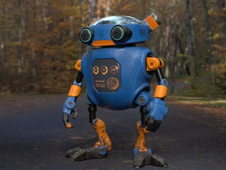 EDDIE THE ECO BOT