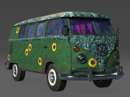 Kombi Green Machine