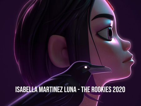 Isabella Martinez Luna - The Rookies 2020