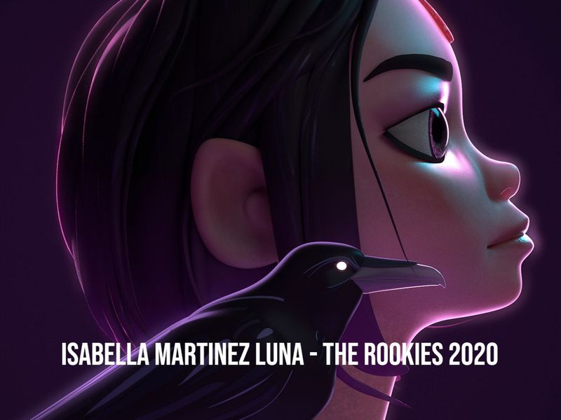 Isabella Martinez Luna - The Rookies 2020