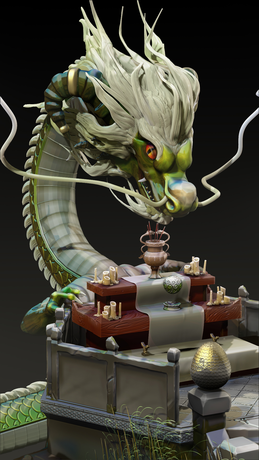 Dragon Shrine   The Rookies