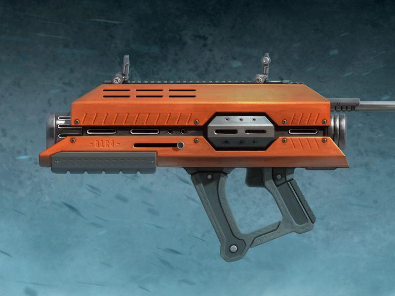 Grenade/Utility Launcher