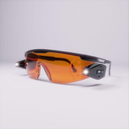 Tombogo LED Scouter Glasses