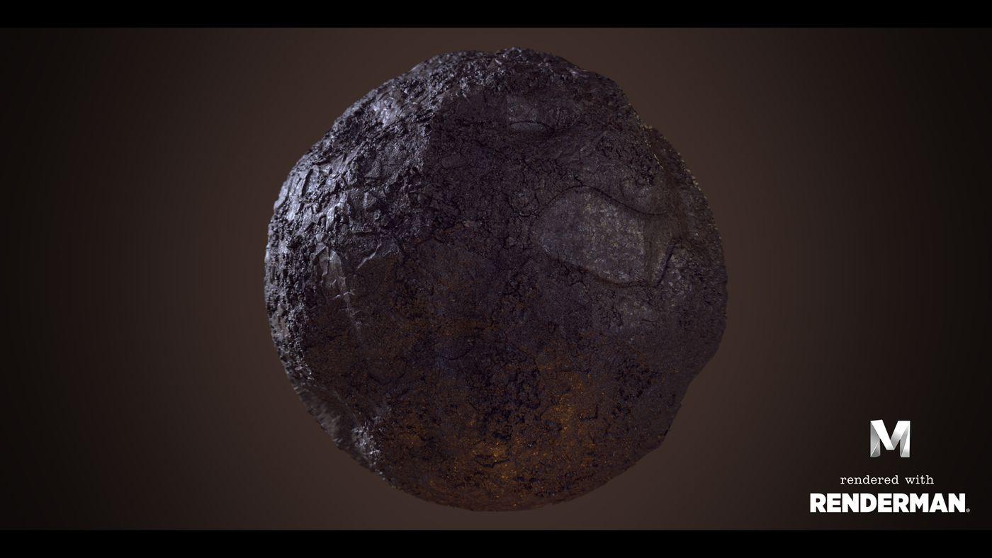 Dirt Material Benjaminfrancois