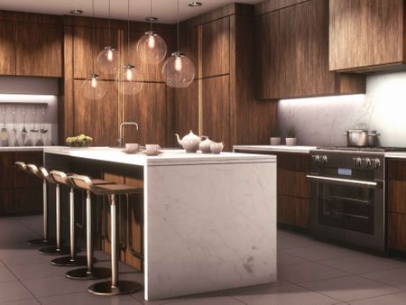 Kitchen visualization in UE 4