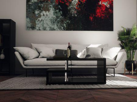 Lounge Interior - Unreal Engine 4 ArchViz Realtime